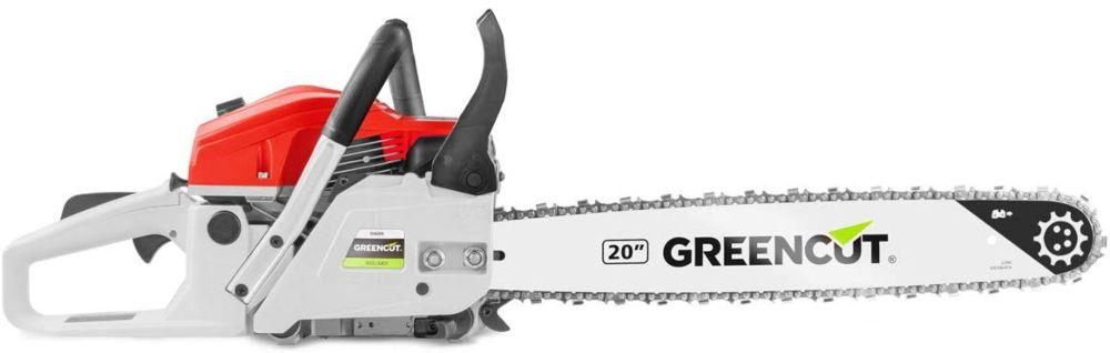 motosierra Greencut GS6200 20