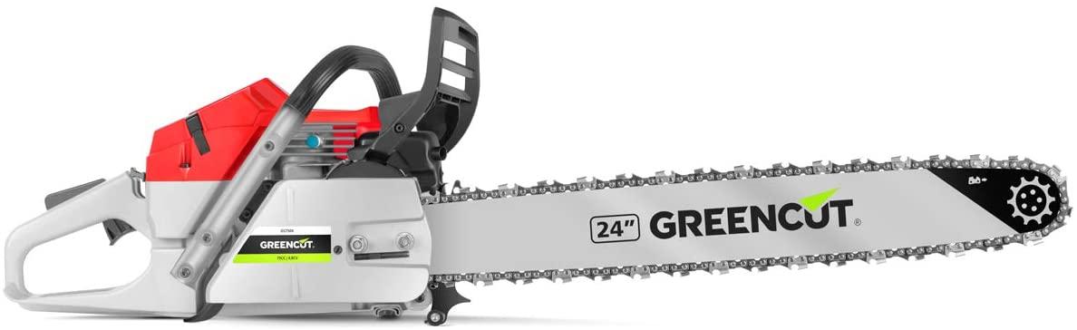motosierra Greencut GS7500 24