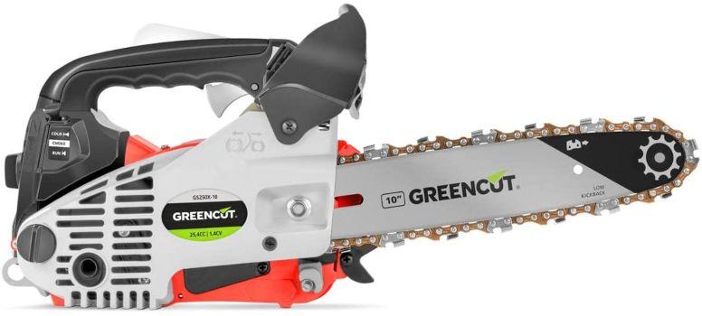 motosierra pequeña barata Greencut GS2500