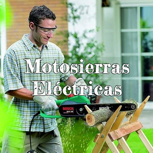 motosierras electricas