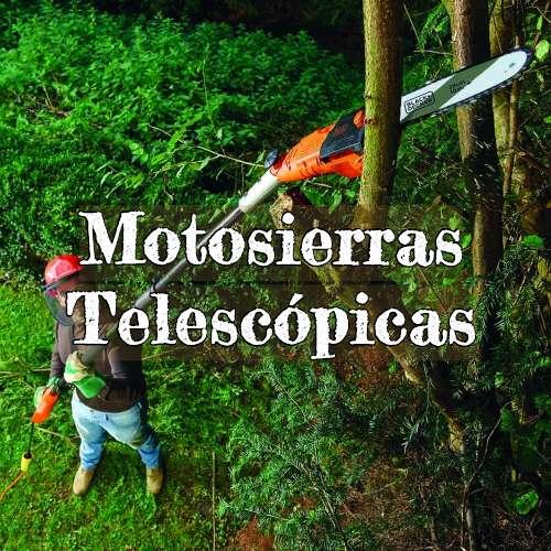 motosierras telescopicas